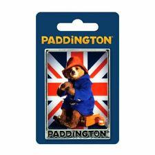 Paddington Bear Movie Union Jack Character Fridge Magnet