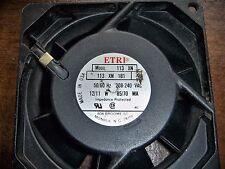 ETRI Fan Model 113 XN