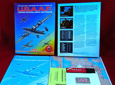 Apple 2: U.S.A.A.F. - United States Army Air Force  - SSI 1985