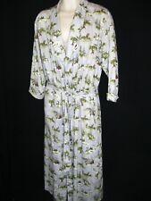 e0e202e34c CABELA S MEN S Vintage Cotton ROBE SIZE SMALL Hunting print Lightweight  Cotton