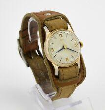 VERY Rare ZIM 1950's vintage USSR Soviet wristwatch Caliber 2608, 15 jewels