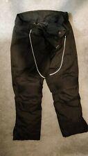 Unisex Frank Thomas Textile Motorcycle Motorbike Biker Trousers Size - XXL Short