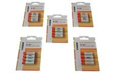 vhbw Longlife Akku Ready 2 Use 20er Pack AAA Micro R3 HR03 für Kamera