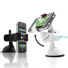 360°Rotation Car Holder Mount Windshield Bracket for GPS Mobile Phone