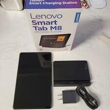 Lenovo Smart Tab M8 ZA5C0045US 32GB, 8 inch Tablet - Iron Gray