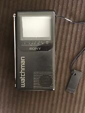 Sony Watchman FD-230 Used working Condition