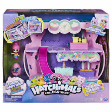 HATCHIMALS COLLEGGTIBLES COSMIC CANDY SHOP 2 IN 1 PLAYSET EXCLUSIVE PIXIE IN AUS