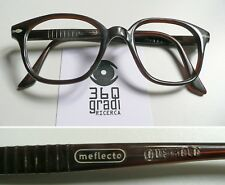 Meflecto brevett (Persol Ratti) 1950s montatura per occhiali vintage eyeglasses