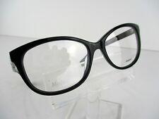 NEW Max Mara MM 1206 (0807) Black 53 x 16 140 mm Eyeglasses Frames