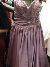 NEW JOLI BRIDAL Wedding Dress SIZE 20 Lavander! $510 Lilac Soft Purple