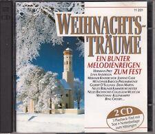 Weihnachts-Träume * Doppel-CD * ein bunter Melodienreigen zum Fest * SOS 361