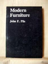 MODERN FURNITURE; John Pile; 1st Edition [1979]; Hardback