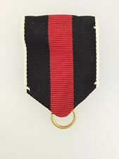German/Germany WWII Sudetenland Medal Ribbon Mount