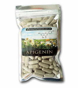 Chamomile Extract ( 28mg Apigenin ) Vegetarian Capsules
