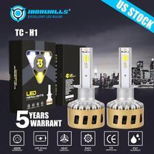 H1 LED Headlight Bulb High Beam Switchback 3K 43K 6K for Acura TSX 2004-2008 52W
