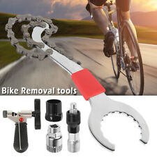Mountain Bike MTB Bicycle Crank Chain Extractor Removal Repair Tool Kits set