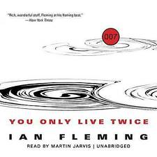You Only Live Twice by Professor of Organic Chemistry Ian Fleming (CD-Audio, 2014)
