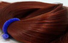 L 1 oz Natural Colors Blonde Brunette & Red Doll Hair for Rooting Barbie Vintage