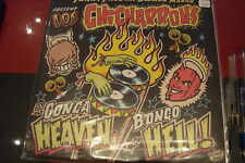 LOS CHICHARRONS conga heaven tummy touch 2lp