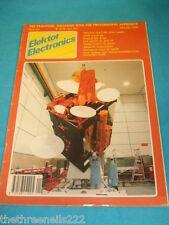 ELEKTOR - THIRD GENERATION CD PLAYER - JAN 1989 # 163