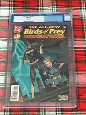 BIRDS OF PREY : BLACK CANARY/BATGIRL # 1 NEW MOVIE / CGC 9.2