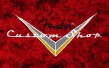 Fender Custom Shop G&G Stratocaster Telecaster Strat Tele Hard Shell Guitar Case