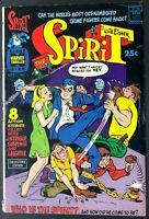 Harvey THE SPIRIT #1 1966 Will Eisner Jules Feiffer ORIGIN Gerhard Shnobble VG+
