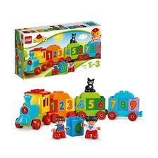 LEGO 10847 Duplo Award-Winning Number Train Toy with Number Bricks, Early Edu...