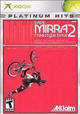Dave Mirra Freestyle BMX 2, (XBOX)
