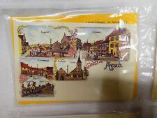 Alte Litho- Ansichtskarten aus dem Baselbiet