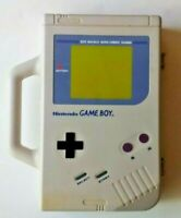 Original Vintage Game Boy Portable Carry Protective Travel Case Holder 1980's