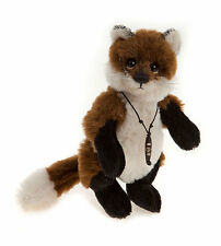 Townend Fox Minimo By Charlie Bears -MM645304