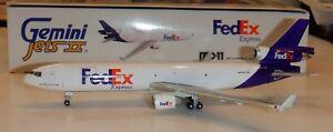 Gemini Jets 1:400 FedEx Federal Express MD-11  #N594FE  -  GJFDX412