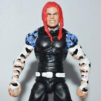 WWE Mattel Elite Collection JEFF HARDY Action Figure Part-Swap Matt Boyz WWF TNA