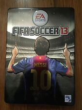 Xbox 360 - FIFA Soccer 13 -  Steelbook Case (No Game)