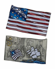 US Navy American Flag 1776-2017 Challenge Coin