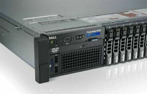 Dell PowerEdge R720 Xeon E5-2670 3.30GHz Turbo 192GB DDR3 960GB SSD 6x600Gb 10K