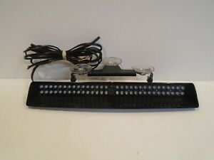 Whelen Slim Miser LED Series Dash Light
