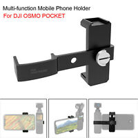 Multifunction Tripod Mount Stand Phone Holder For DJI Osmo Pocket 2 Gimbal