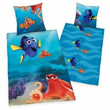 Findet Dorie Bettwäsche Flanell 80x80 135x200 cm mit Dorie, Nemo & Hank