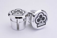 Colnago Plugs Caps Tapones guidon bouchons lenker vintage style flat New