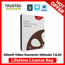 Xilisoft Video Converter Ultimate 7.8.24 🔐 Lifetime License Key ✅ Fast Delivery