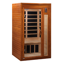 *NEW* Dynamic Barcelona 1-2 Person LOW EMF Far Infrared Sauna FREE SHIPPING