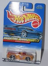 Hot Wheels Snack Time Series 1999 - Dodge Sidewinder - Tom & Jo's Pop Corn