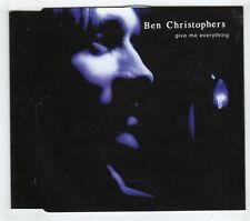 (GW438) Ben Christophers, Give Me Everything - 1999 CD