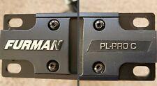 FURMAN PL-PRO C POWER CONDITIONER W/ LED VOLTMETER UNUSED!