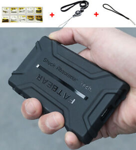 Rugged Shockproof Armor Case Cover for Sony Walkman NW-A100 A105 A106 NW-A105HN