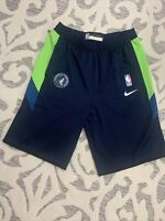 Nike Therma Flex NBA  Minnesota Timberwolves Shorts, AV1095-419, Men's XL Tall