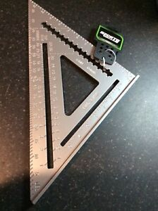 """Reckto Professional 12"""" Alloy Roofing Square"""