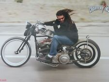 """2005 Billy Lane Choppers INC. Motorcycle Poster 36"""" X 24"""""""